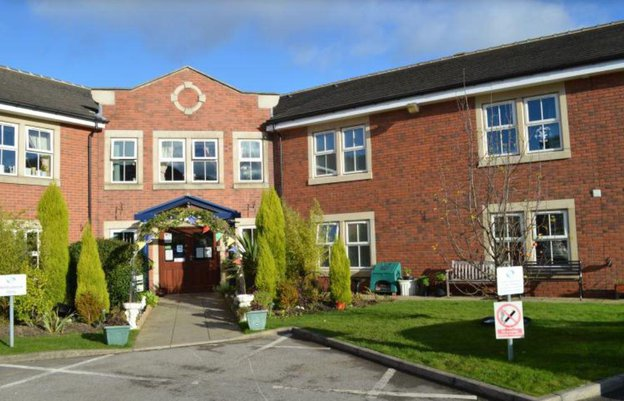 Water Royd Care Home in Gilroyd