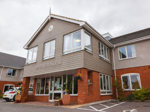 Waterfield House Care Home in Ipswich