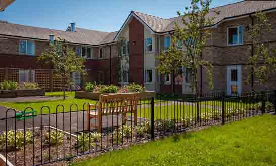Waterside House Care Home in Wolverhampton