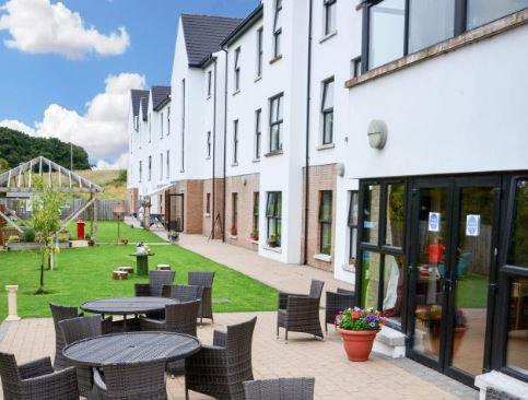 Weavers House Care Home in Cookstown