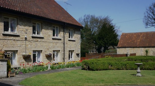 Front of Welbourn Manor Care Centre