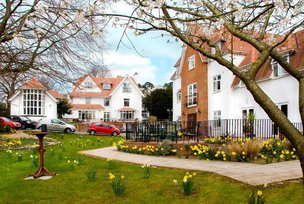 Wessex Lodge Nursing Home in Whitchurch