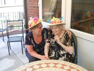 Westbourne Care Home Hitchin Family and Friends