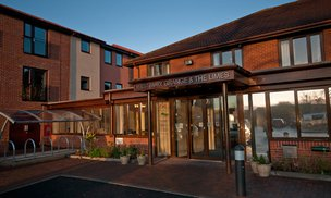 Westbury Grange Care Home in Newport Pagnell