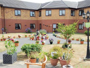 Westwood Care Home in Worksop