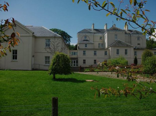Whim Hall Care Centre in Peebleshire