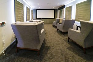 Cinema Room in Signature at Wimbledon