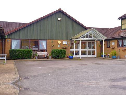 Wisden Court Care Home in Stevenage