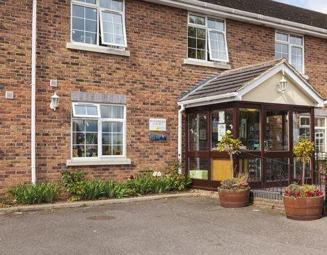 Woodbury Court Care Home in Laindon