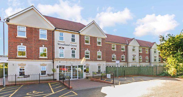 Woodland Grove Care Home in Loughton