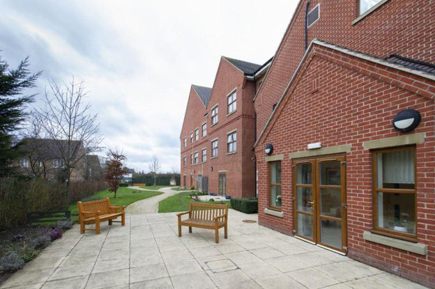 Woodlands Care Centre Care Home in Cambridge Exterior