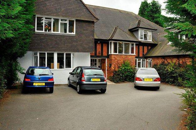 Woodlands Gate Rest Home in Stourbridge, West Midlands home exterior