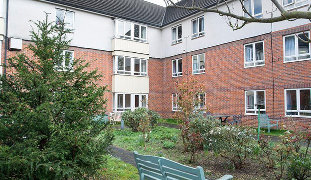 Woodlands House Care Home in Colliers Wood