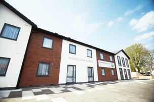 Woodlands Lodge Care Home Formby Exterior of Home